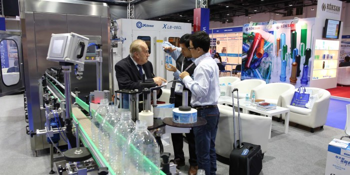 Dubai Drink Technology Expo: Specialised event in the beverage industry