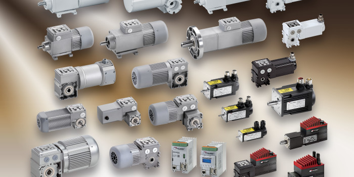 Mini Motor: Gearmotors for the beverage industry