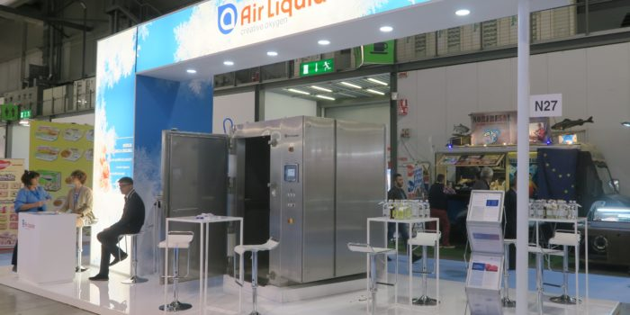 Cryogenic freezing: AIR LIQUIDE presents CRYO CABINET