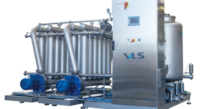 Vls technologies: the technological partner for the filtration of liquids